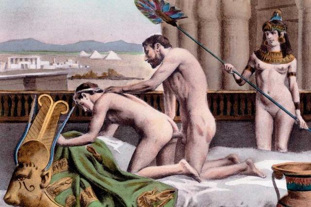 Порно фото древний рим