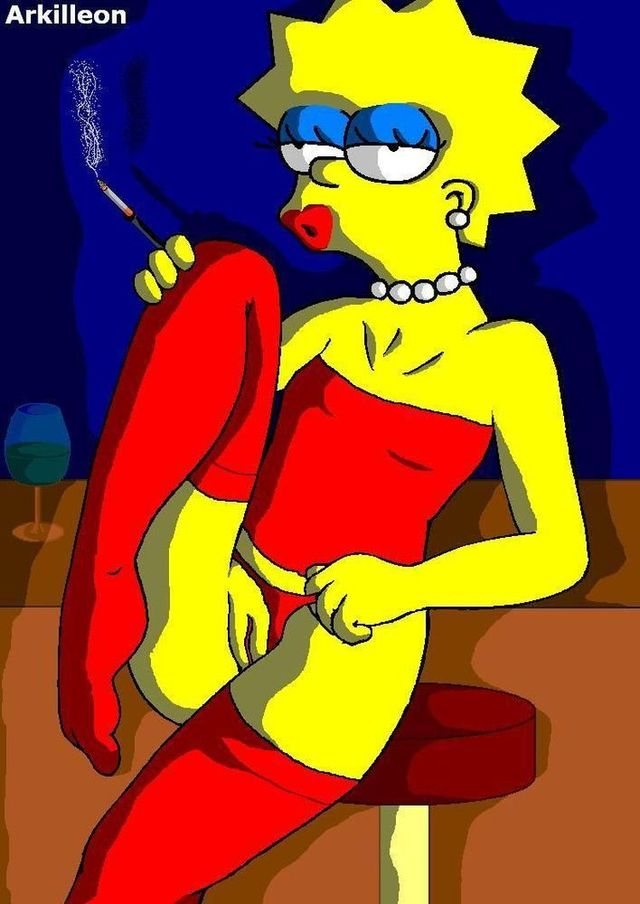 porn toon comix porn simpsons cartoon naughty