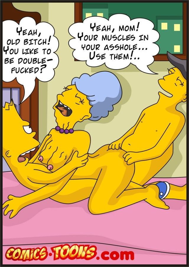 porn toons comic simpsons comics fuck toons mature session gotofap