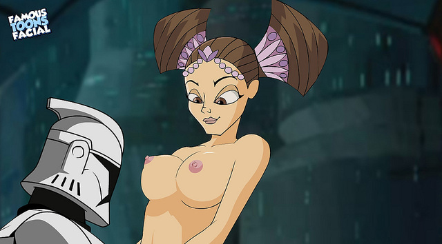 real cartoon porn pictures sexy hot action padme amidala