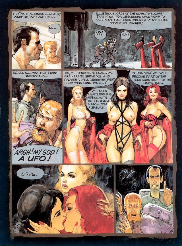 sex and porn comics porn page comics gallery