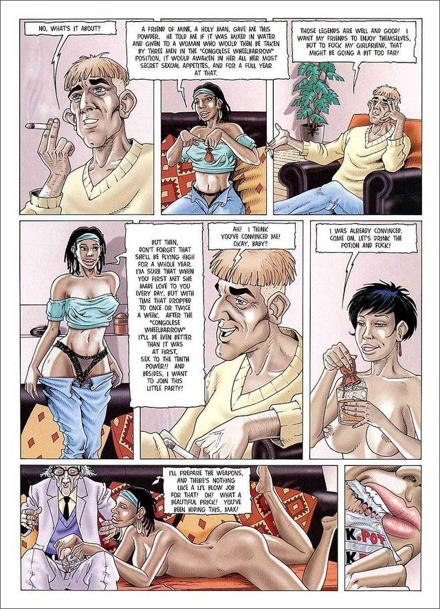 sex comic porn comics from nice blowjob cutie