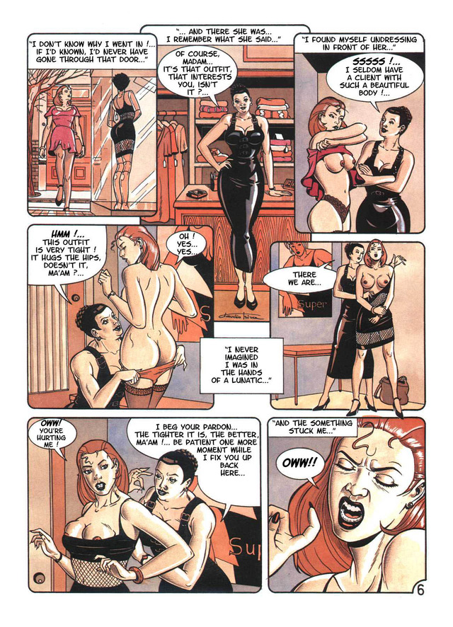 sex fuck comic comic adult slave mistress straight natural domme