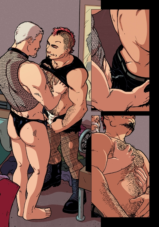 sex porn comic gay comic art story erotic book male dale writer sticky nightlife editor lazarov bastian jonsson