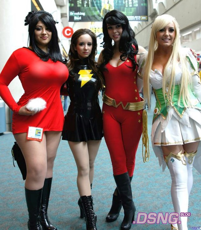 sexy cartoon tits sexy comics comic cosplay star female boobs asian marvel thick hips ivy kitty san super con curvy pawg diego trek thighs doom slated