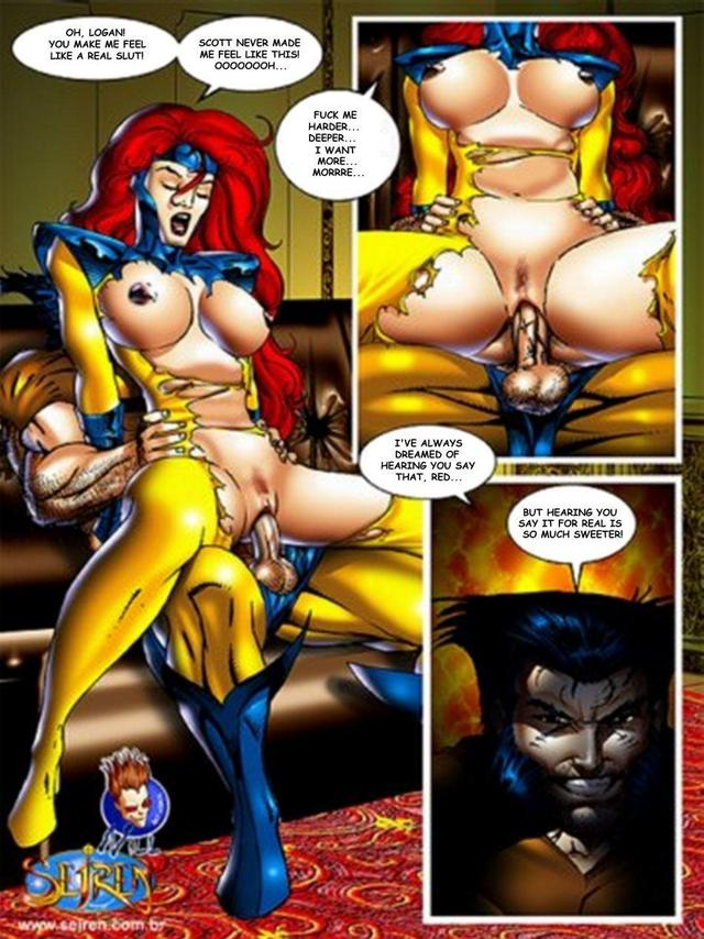 sexy comic porn pics porn comic adult photo men color anal fury bxxx