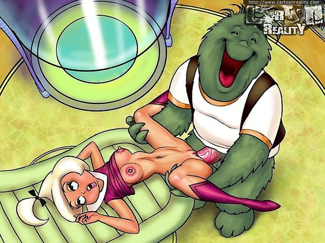 sexy naked cartoon pictures their judy get jetsons jane