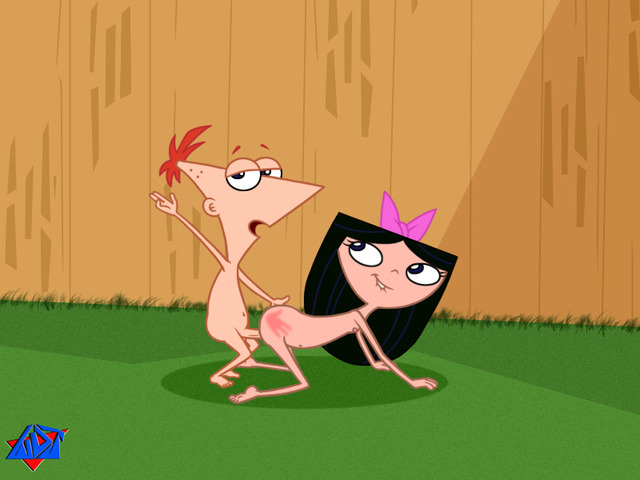 sexy toon hentai hentai sexy pics large toons org phineas ferb