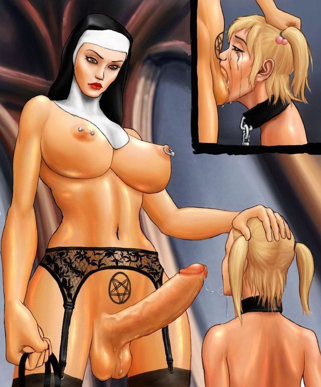 she male toons page girls futa