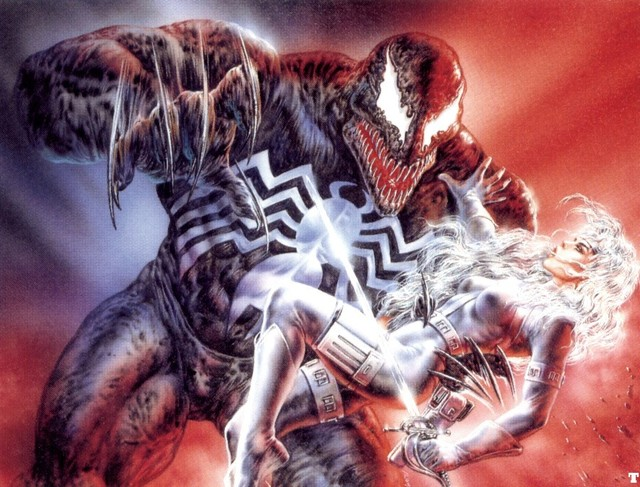 silver cartoon hentai albums hentai cartoon art drawn cartoons well spider man marvel redux categorized dreams silver venom sable royo