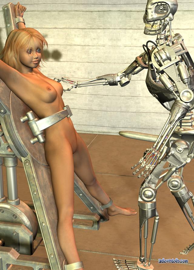 Роботы секс фото