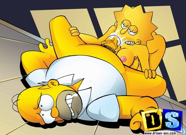 simpson porn cartoon pics porno simpsons