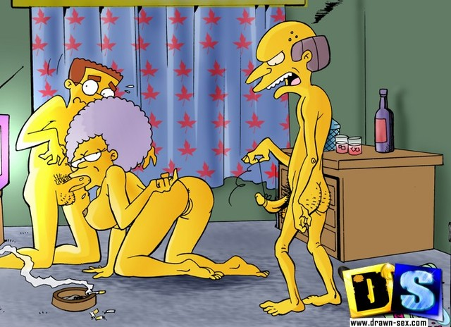 simpson toon sex porn simpsons drawn toons nude famous pussies animation drawnsex