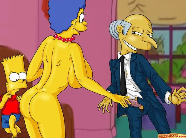 simpsons cartoon porn pics porn media cartoon futurama