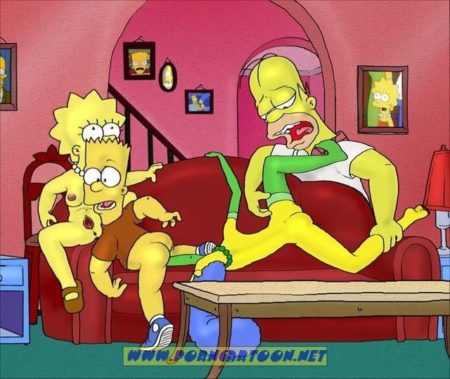 simpsons cartoon porn pictures porn media simpson lisa bart