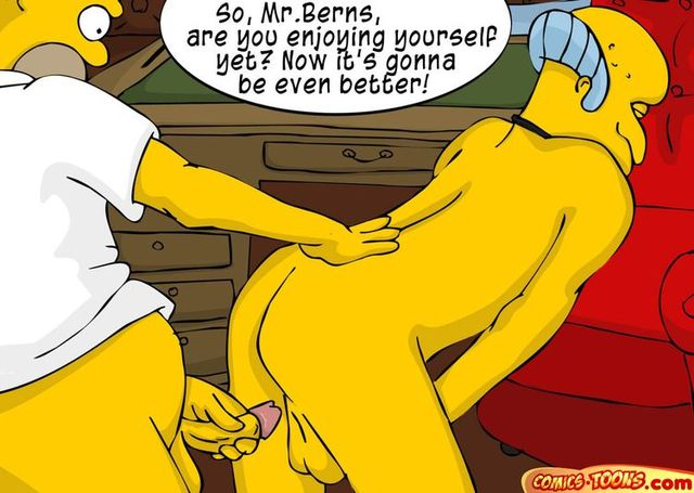 simpsons cartoon sex pictures simpsons cartoon gallery