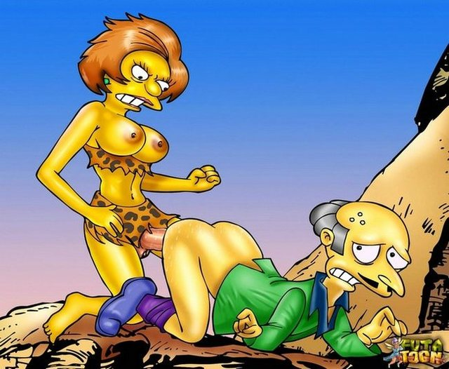 simpsons porn comics gallery simpsons page