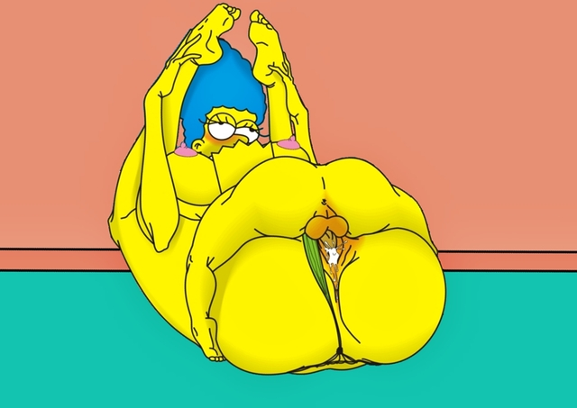 simpsons porn gallery porn page media marge simpson bart