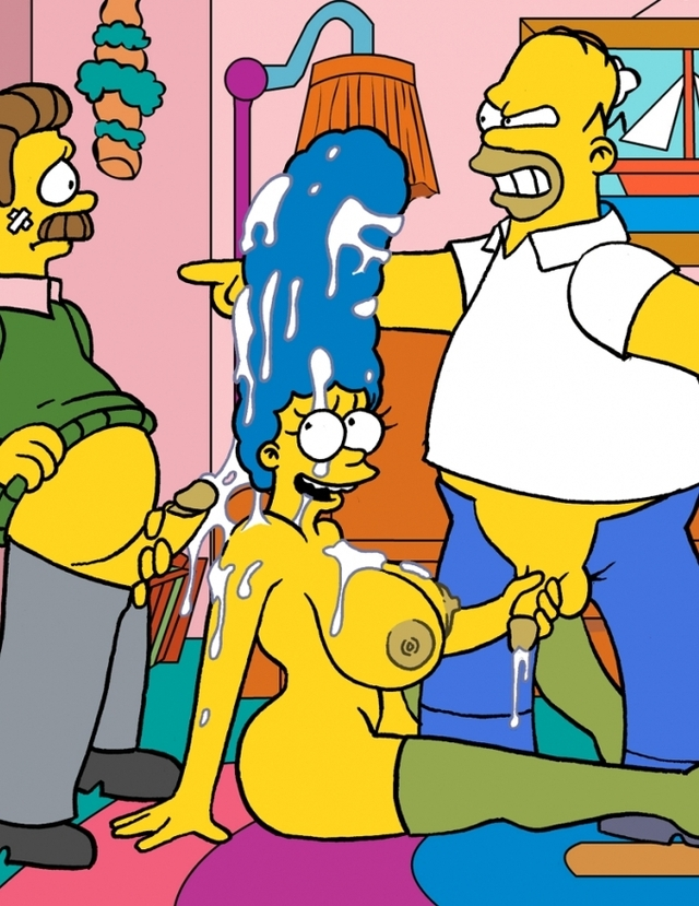 simpsons porn gallery porn simpsons page media category marge simpson lisa iluvtoons