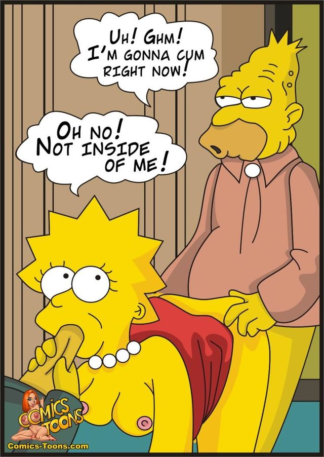simpsons porn toon simpsons pictures media toon original naughty lovely