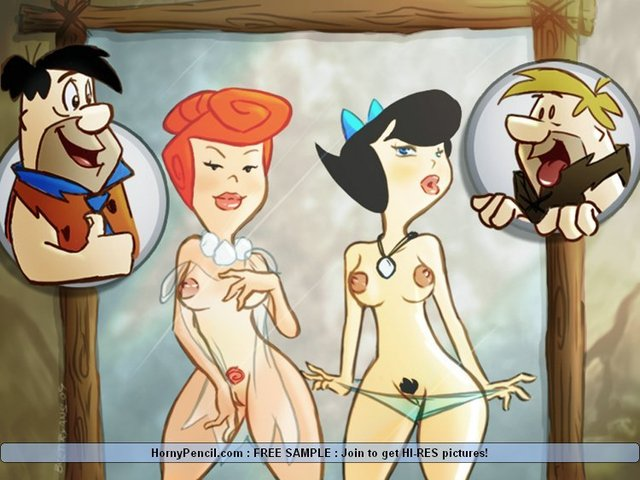 the cartoon pron porn cartoon flintstones