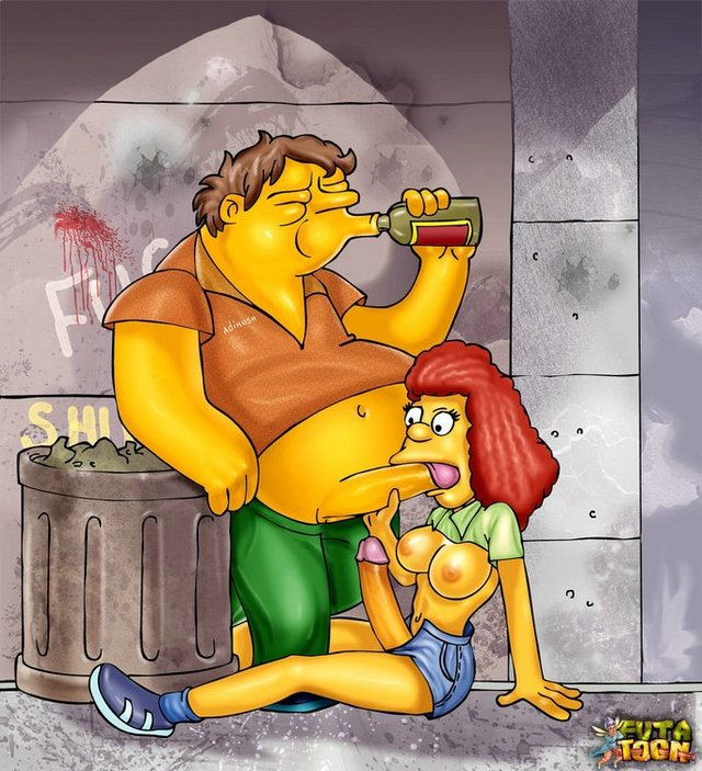 the simpson gallery porn porn simpsons media