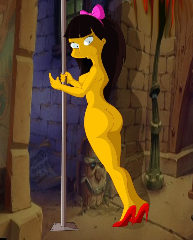 the simpson porn galleries porn simpsons cartoon anime photo