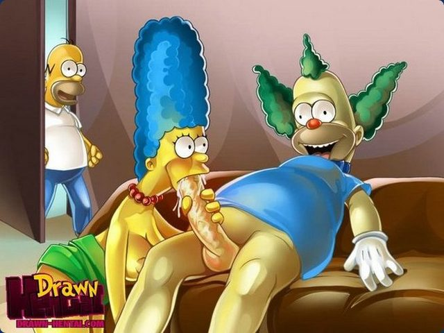 the simpson porn galleries porn simpsons gallery marge simpson bart nude bigpics