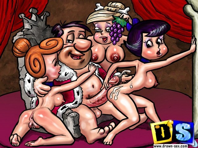 toon free porn porn free pics toons originals perverted groups flintstone fred