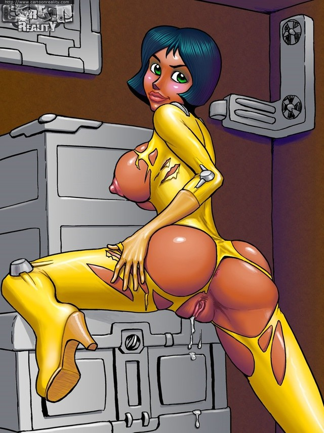 toon hentai pictures porn comics totally spies