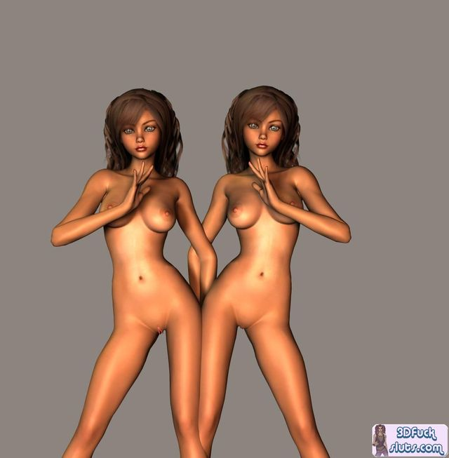 Free nude cartoon image