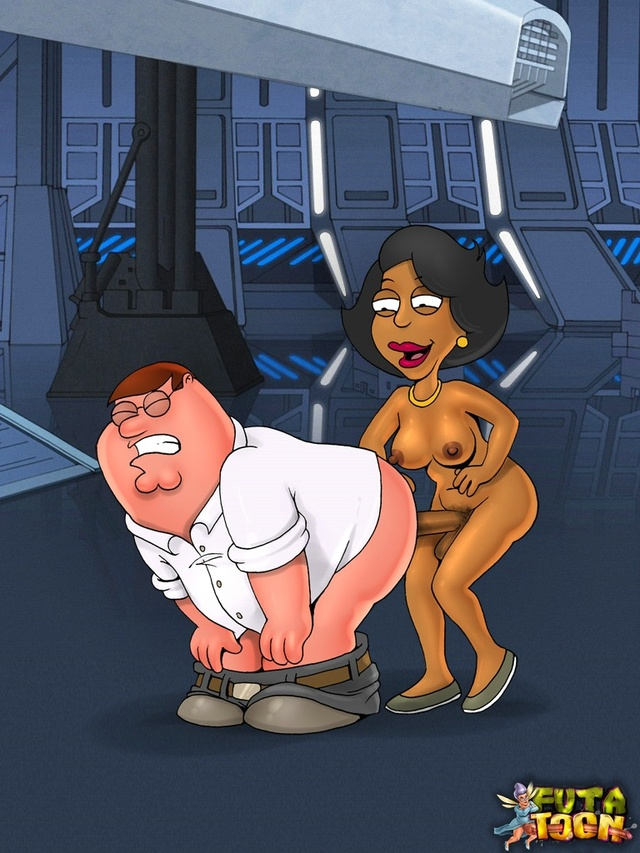 toon porn account family guy show toon griffin peter futa donna cleveland tubbs