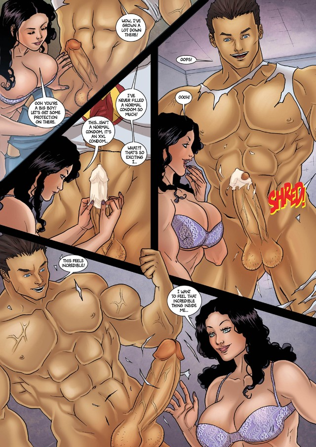 toons porn comics xxx page category giantess