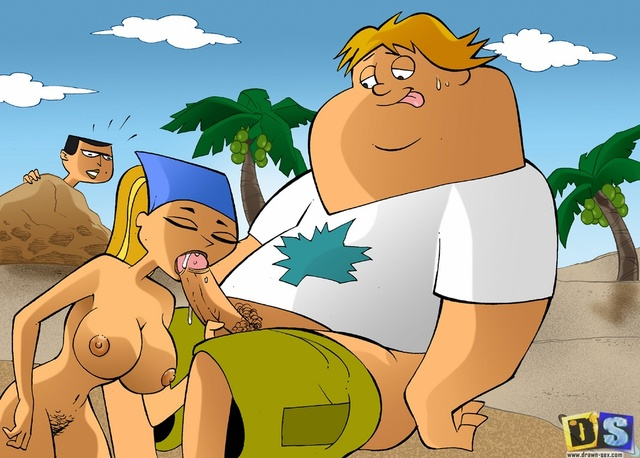 total drama porn galleries comics adult fac total island drama