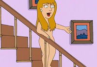 meg griffin porn gallery family guy peter griffin nudist from nude meg having anal pics page