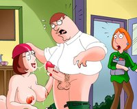 meg griffin porn rule bad guy family lois griffin meg peter score