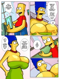 simpson porn samples sample marge tits lactation