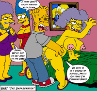 simpson porn caf fefc bart simpson marge patty bouvier selma simpsons nev porn acd lisa