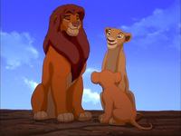 the lion king porn orig kovu kiara wallpaper lion king pic
