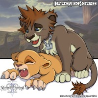 the lion king porn dbc darknek gami kiara kingdom hearts sora lion king