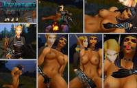 wow porn comix world warcraft blood elf rogues