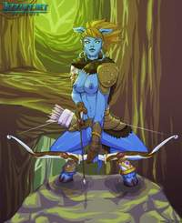 wow porn art world warcraft blood elf rogues