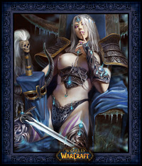 wow porn fec fafe azazel death knight lady blaumeux world warcraft