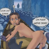 avatar last airbender porn anime cartoon porn avatar last airbender survival photo