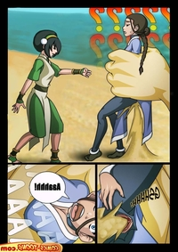 avatar porn comics pics picsex avatar porn last airbender breasts color comics toons covered earthbending female human only katara male multiple females single toph bei fong yuri
