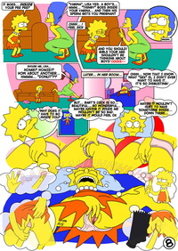 lisa simpson hentai hentai comics simpsons lisa slut