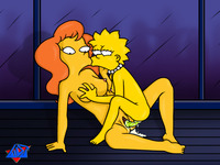 lisa simpson hentai fdb lisa simpson mindy simmons simpsons wdj