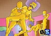 lisa simpson hentai simpsons bart lisa simpson