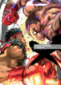 tekken hentai sfxtekken cover udon entertainment release street fighter tekken artworks stores this wednesday