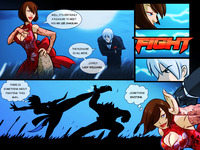 tekken hentai lusciousnet tekken comic hentai pictures album anna williams fighting fucking